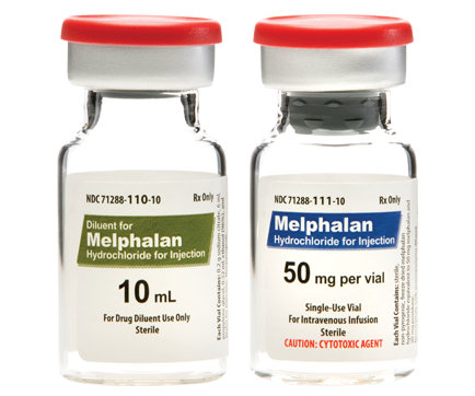 Melphalan Hydrochloride for Injection)